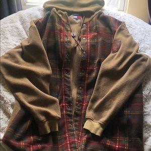 Authentic Vintage 1990s Tommy Hilfiger fleece